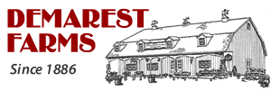 Demarest Farms Orchard, Farm Store & Garden Center Logo