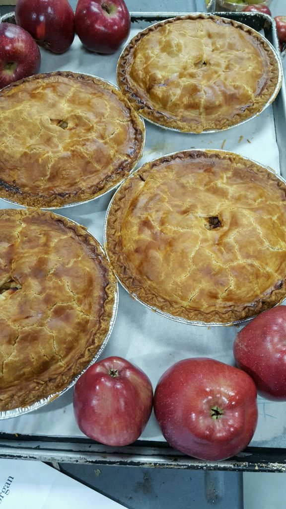 Demarest Farms homemade apple pies