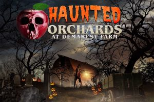 Haunted Orchard Saturdays