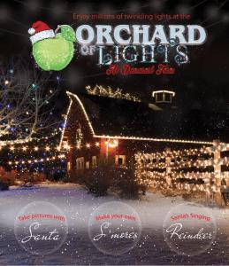 Orchard of Lights Fri-Sat